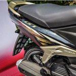 Galeri Yamaha GT 125 Garuda Special Edition
