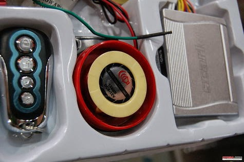 4 Tips Memasang Alarm Sepeda Motor