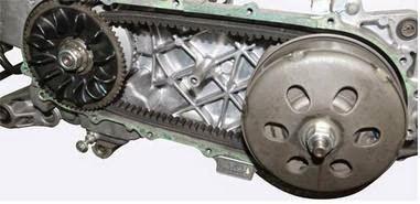 Cara memperpanjang umur V-Belt motor Matic