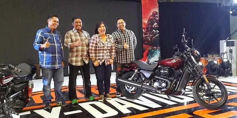 Harley Davidson Street 500 dengan harga lebih terjangkau