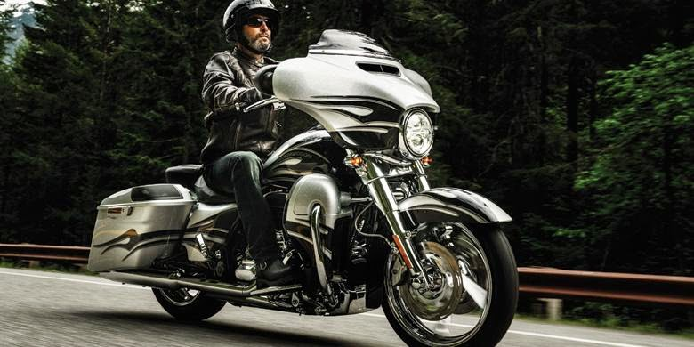 Jajaran Motor Harley Davidson Modifikasi Pabrikan 2015 2