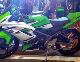 Kawasaki Ninja 250 Tak sanggup lawan Ninja 2 Tak