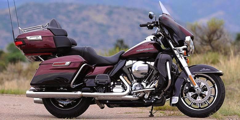 MHD informasikan Recall untuk motor Model Touring