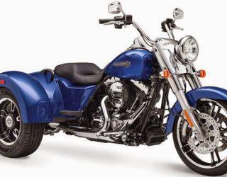 Motor Model Roda Tiga Terbaru Milik Harley-Davidson 3