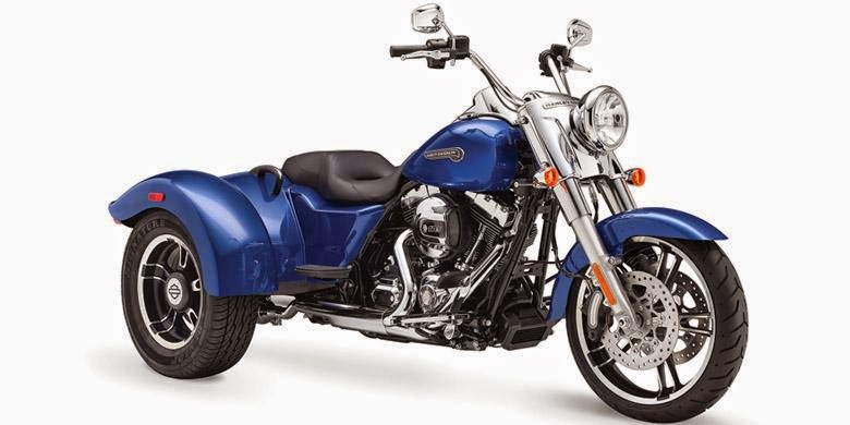Harley Davidson Untuk Touring