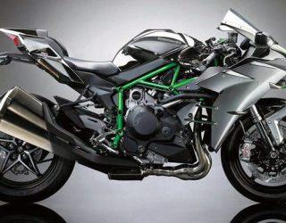 Perbandingan Kawasaki H2 Indonesia dengan India