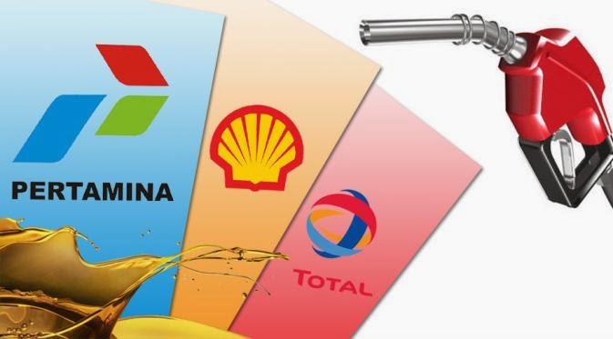 Premium naik, ini Daftar Terbaru Harga BBM Non Subsidi Pertamax, Shell dan Total
