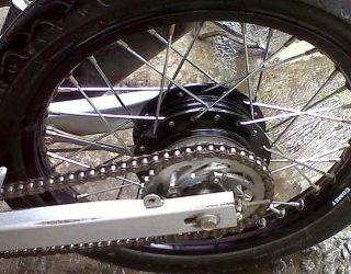 Tips dan cara menjaga kondisi velg motor tetap baik
