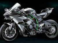 Top Speed dari Kawasaki H2R
