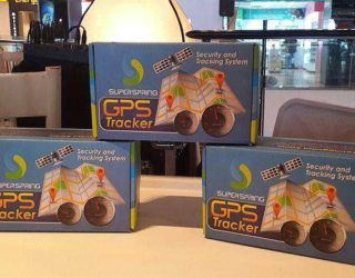 Alat GPS untuk melacak keberadaan motor jika dicuri