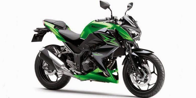 Harga dan Spesifikasi Kawasaki Z300