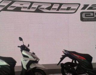 Honda Vario 125 2015 akan menggunakan desain Vario 150
