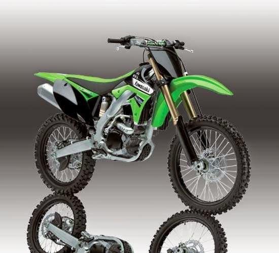 Harga Kawasaki Kx