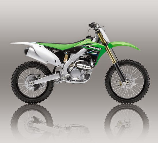 Harga Kawasaki Kxf