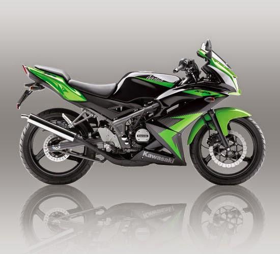 Top Speed Kawasaki Ninja  Rr Standar