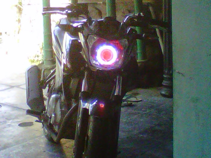 Lampu Projector untuk New Vixion