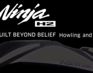 Video Suara mesin Kawasaki Ninja H2 terbaru