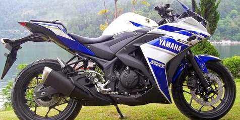 Yamaha R25 ABS akan hadir pada Tahun 2015