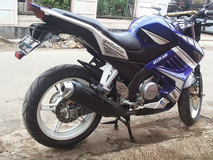 new vixion arm rd racing