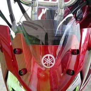 visor new vixion bening