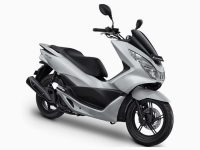All New Honda PCX150 Glamour WHite