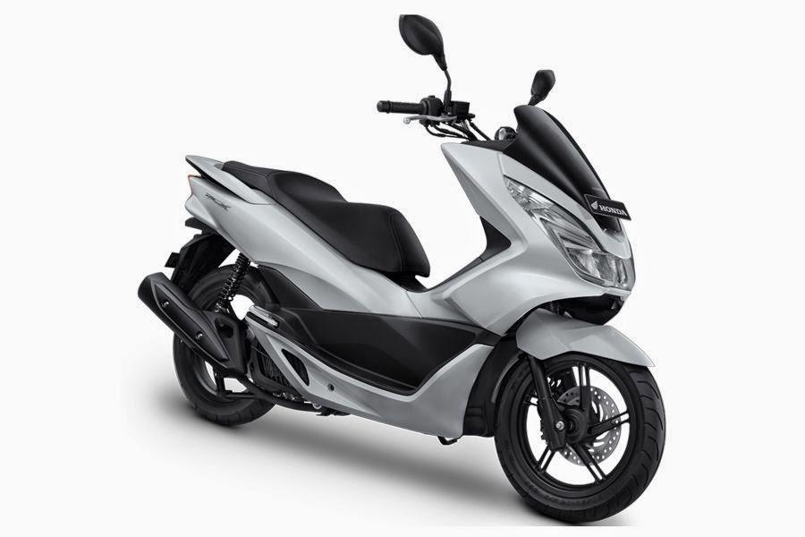 All New Honda PCX150 Glamour WHite