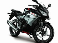 All new Honda CBR150R Speedy Black