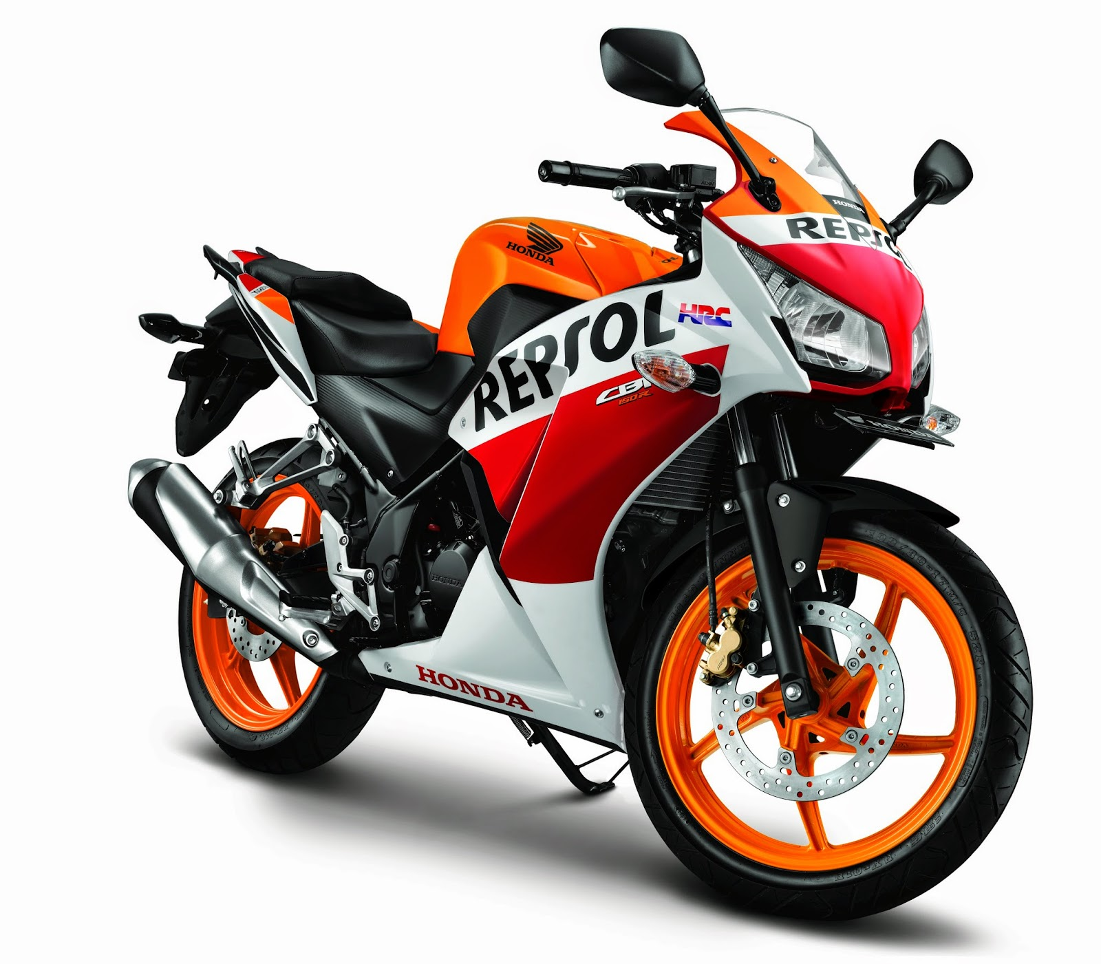 All new Honda CBR150R Xpecial Repsol Edition