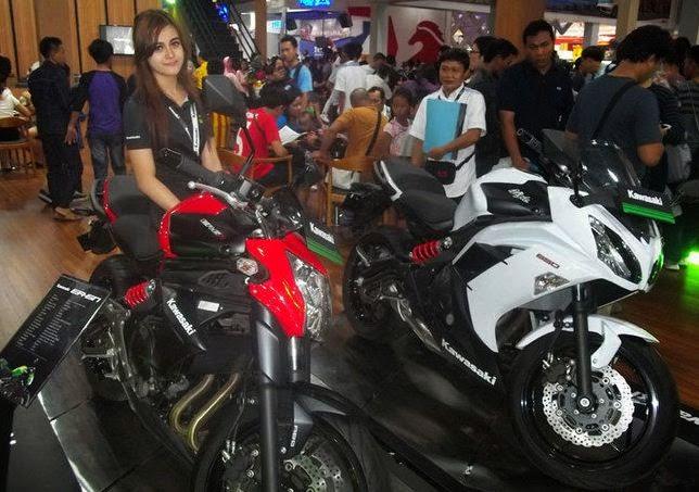 Berikut Ini Angka Kenaikan Harga Kawasaki 2015