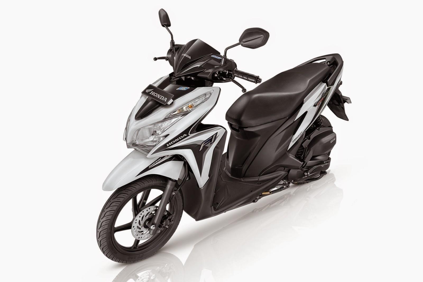 Harga Motor Vario Techno F1 125 New Esp Cbs Titanium Black Solo Dan Spesifikasi Honda Lama