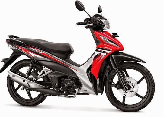 Harga Foto dan Spesifikasi New Honda Revo FI 2014