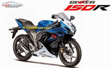 Isu kehadiran motor 150CC Full Fairing Suzuki GSX-150R