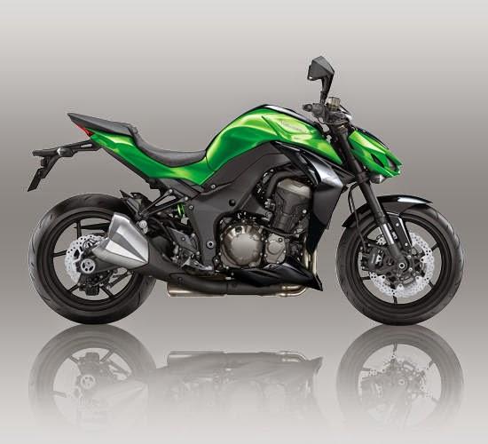 Kawasaki Z1000 Special Edition 2014