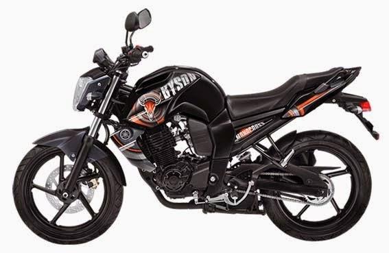 Yamaha Byson Black Armor (hitam)