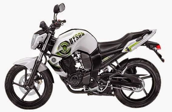Yamaha Byson Bold White