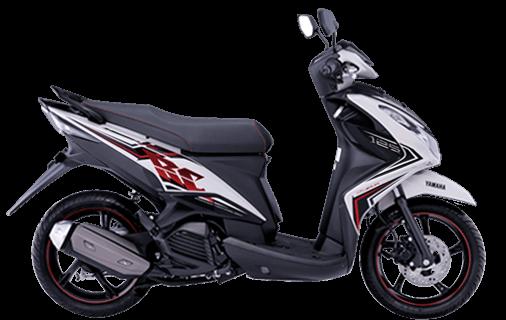 Yamaha XEON RC Striping 2015 Putih