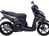 Yamaha XEON RC Striping 2015 Storm black