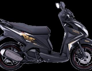 Yamaha XEON RC Striping 2015 Storm black