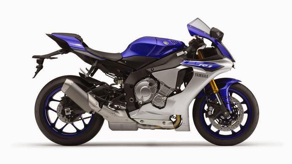 Yamaha YZF R1 Terbaru