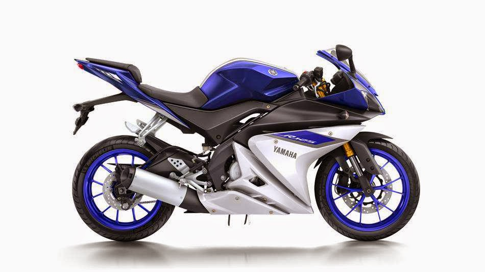 Yamaha YZF R125 Terbaru