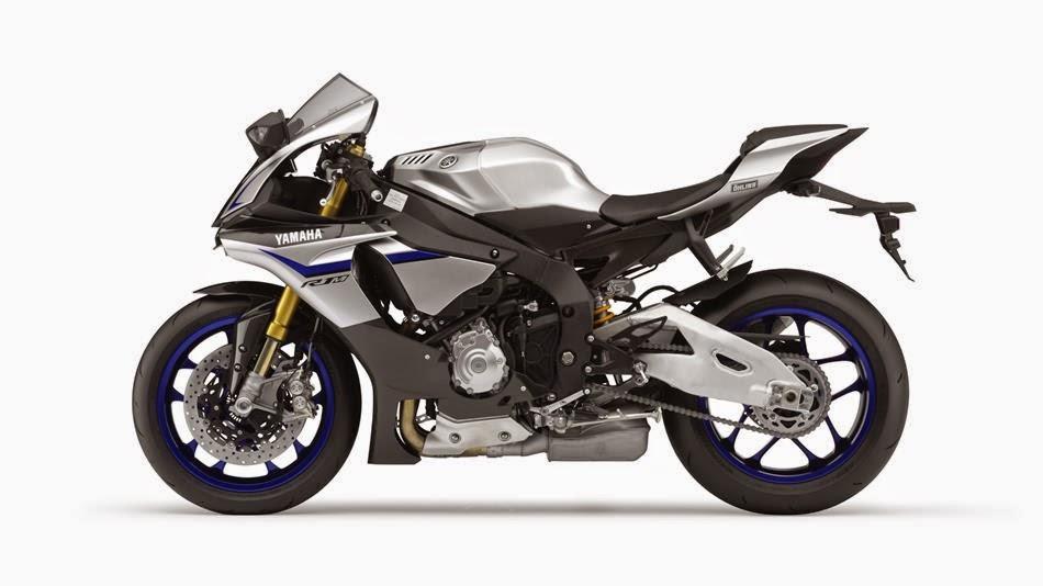 Yamaha YZF R1M Terbaru