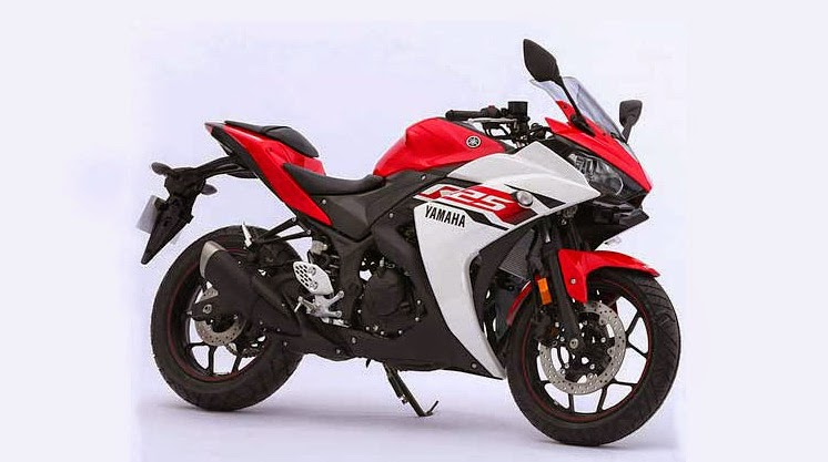 Yamaha YZF R25 Terbaru