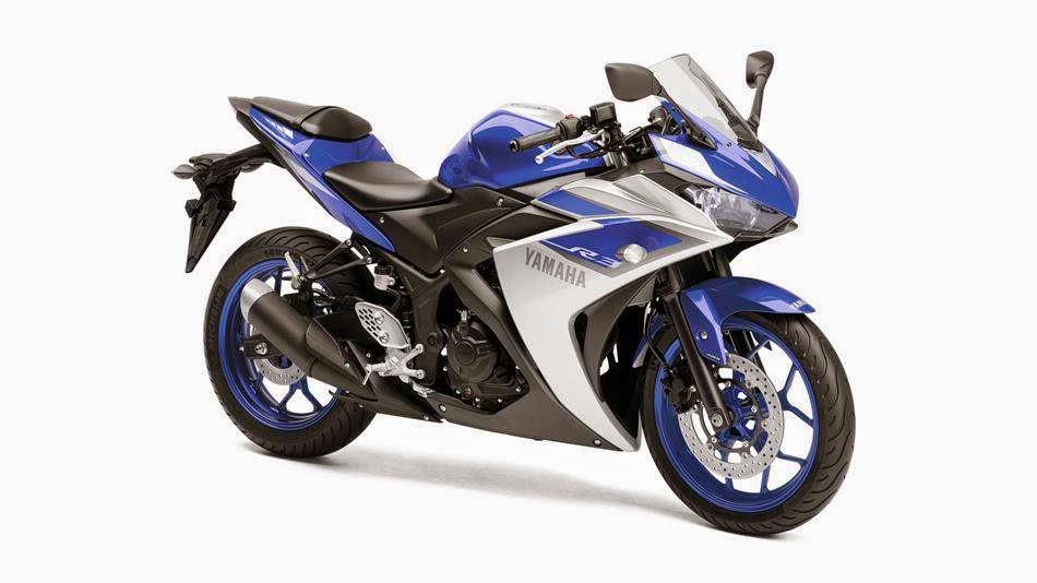 Yamaha YZF R3 Terbaru