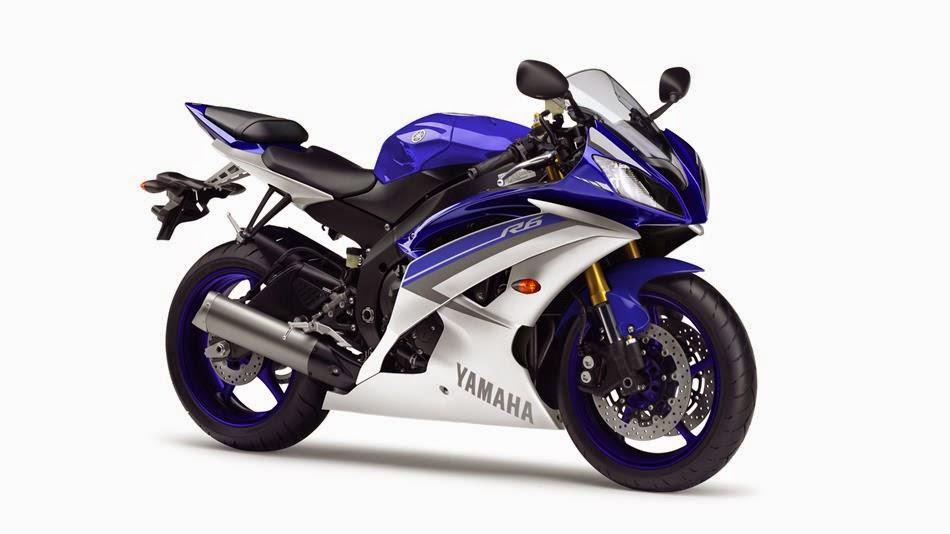 Yamaha YZF R6 Terbaru