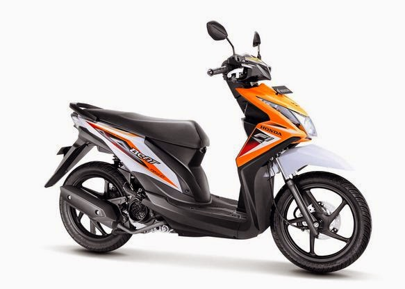 Harga Foto dan Spesifikasi All New Honda Beat FI 2014
