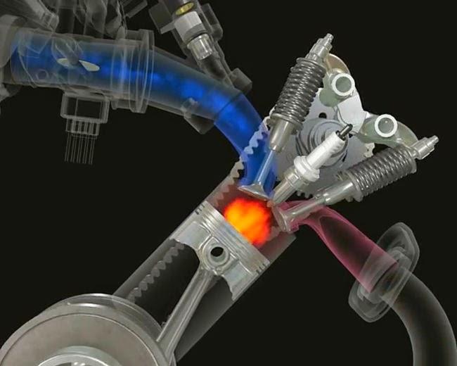 teknologi mesin bluecore