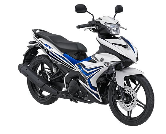 2017 Yamaha Jupiter MX 150 Putih