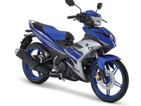 2017 Yamaha MX King 150 Biru