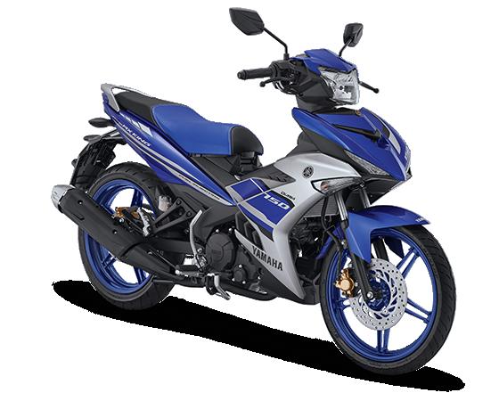 2017 Yamaha MX King 150 Biru