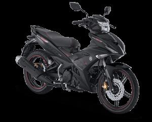 2017 Yamaha MX King 150 Hitam